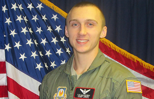 CWU Student Selected for Elite Military Pilot Training Program