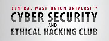 CWU Cyber Security and Ethical Hacking Club logo