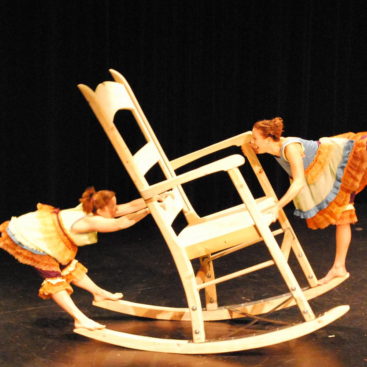 Cwu the furniture series to be performed january 18 for Furniture ellensburg