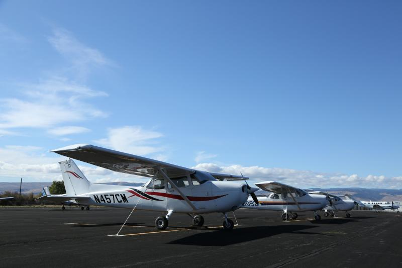 CWU  Airline Pilot Turnover Opens Door for New Pilots to