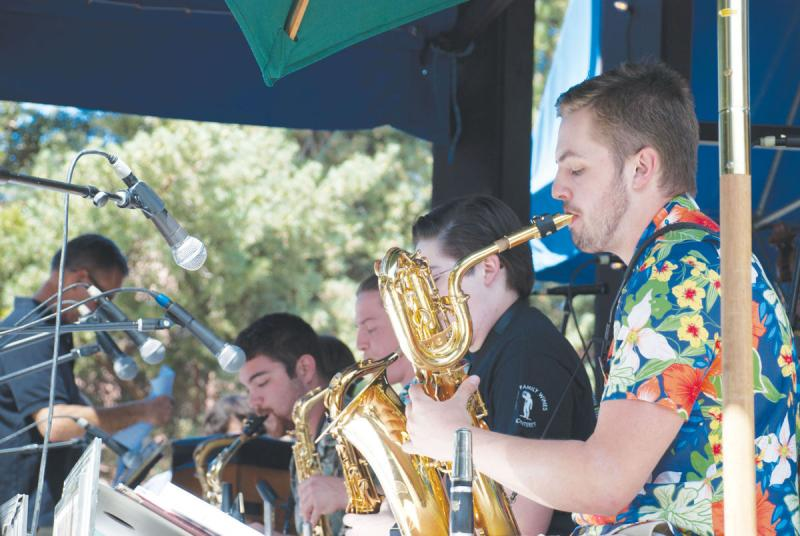 CWU's Jazz Band 1 Top Group at National Next Generation Jazz Festival