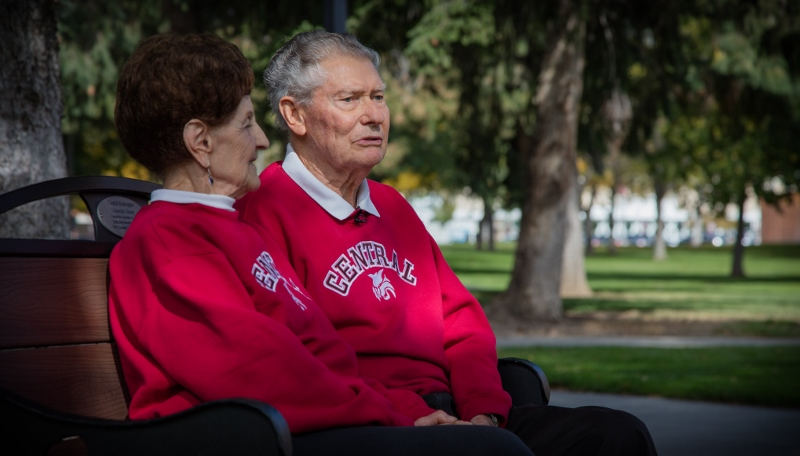 Brooks Family Donates One-of-a-Kind Gift to CWU