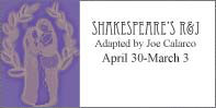 Shakespeare's R & J Logo