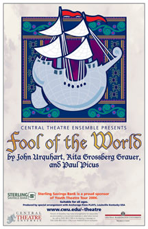 Fool of the World Poster