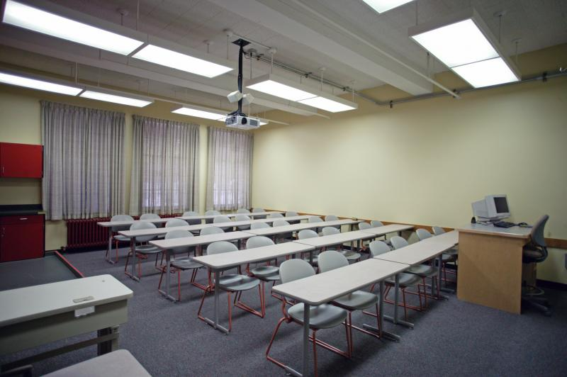 Theatre Studios And Classrooms
