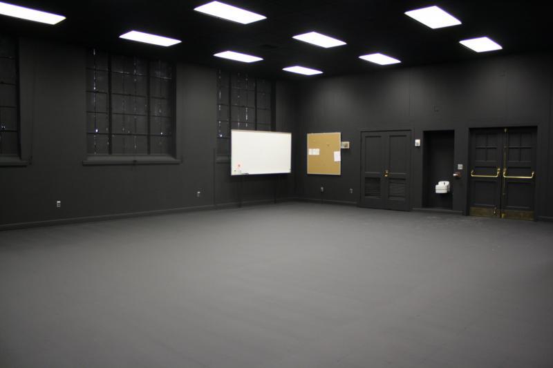 Theatre Studios And Classrooms