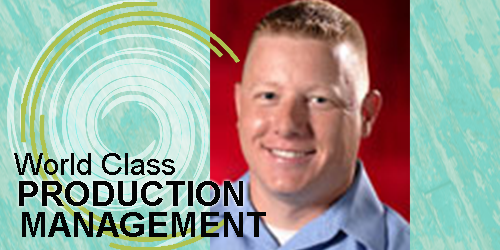 World Class Producation Management