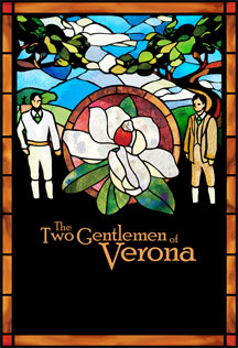 The Two Gentleman of Verona Logo