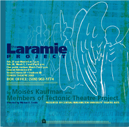 The Laramie Project Poster